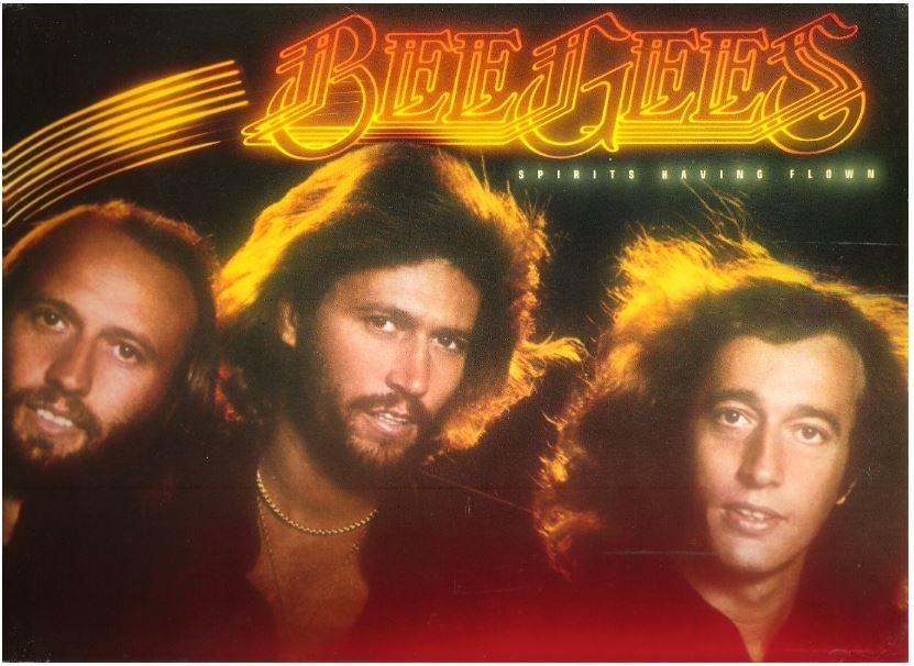 Bee Gees / Spirits Having Flown / RSO RS-1-3041 | Twelve Inch Vinyl Album (1979)