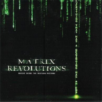 Various Artists / Matrix Revolutions - Music from the Motion Picture | Sticker (2003)