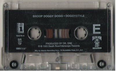 Snoop Doggy Dogg / Doggystyle / Deathrow (Interscope) 92279-4 | Cassette (1993)