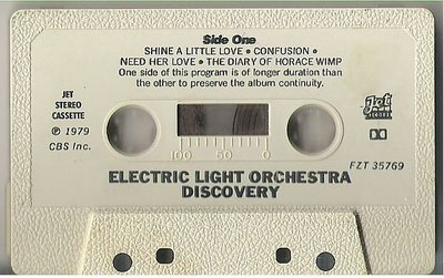 Electric Light Orchestra / Discovery / Jet FZT-35769 | Cassette (1979)