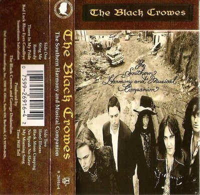 Black Crowes, The / The Southern Harmony and Musical Companion / Def American 4-26916 | Cassette (1992)