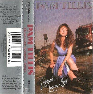 Tillis, Pam / Homeward Looking Angel / Arista 18649-4 | Cassette (1992)