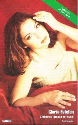 Estefan, Gloria / Christmas Through Your Eyes / Columbia House   Advertisement (1994)