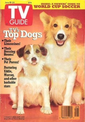 TV Guide / TV's Top Dogs / June 18-24 | Magazine (1994)