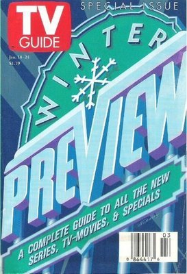 TV Guide / Winter Preview - Special Issue / January 18, 1997 | Magazine