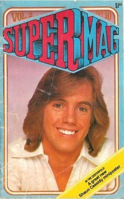 Cassidy, Shaun / Supermag | Vol. 2, No. 10 | Magazine | 1978