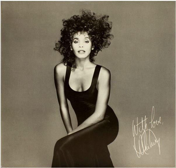 Houston, Whitney / Whitney / Arista AL-8405 | Inner Sleeve (1987)