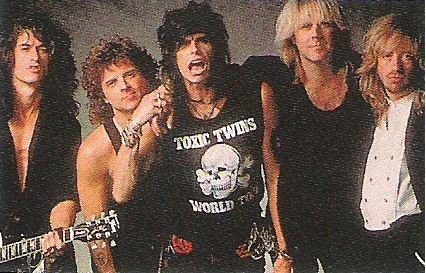 Aerosmith / Set of 9 Magazine Photos | Undated
