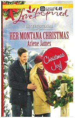 James, Arlene / Her Montana Christmas   Book   2014 Issue