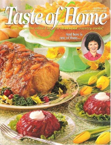 Taste of Home / April-May 2000 | Vol. 8, No. 2 | Magazine