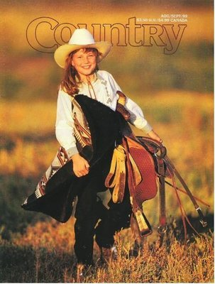 Country / August-September 1999 | Vol. 13, No. 4 | Magazine