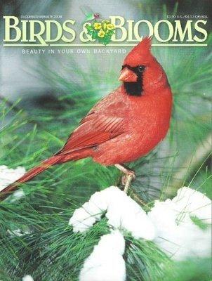 Birds + Blooms / December - January 2008 | Vol. 13, No. 6 | Magazine