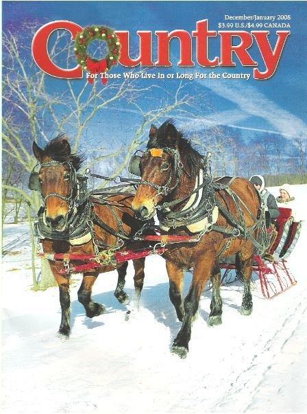 Country / December-January 2008 | Vol. 21, No. 6 | Magazine