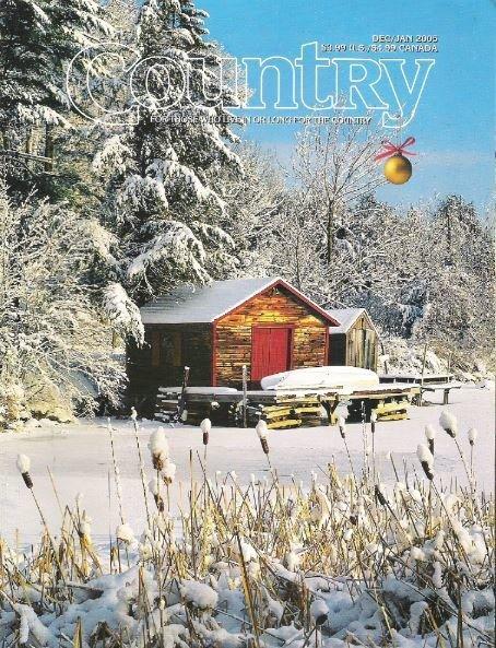 Country / December - January 2005 | Vol. 18, No. 6 | Magazine
