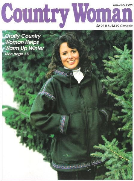 Country Woman / January - February 1998 | Vol. 28, No. 1 | Magazine