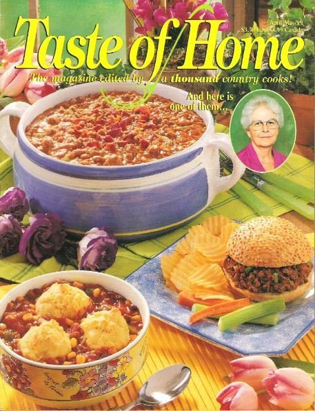 Taste of Home / Vol. 7, No. 2 | April - May 1999 | Magazine
