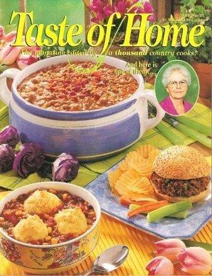 Taste of Home / Vol. 7, No. 2 | April - May 1999 | Magazine