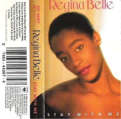 Belle, Regina / Stay With Me / Columbia FCT-44367 | Cassette | 1989