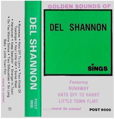 Shannon, Del / Del Shannon Sings / Manhattan POST-9000-C | Cassette