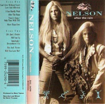 Nelson / After the Rain / Geffen D5G-24290 | Cassette | 1990