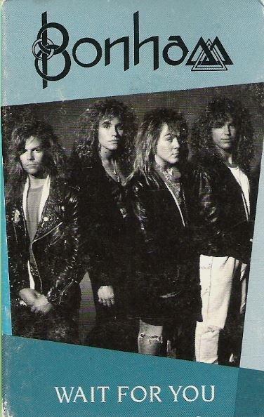 Bonham / Wait For You / WTG 31T-73034 | Cassette Single | 1989