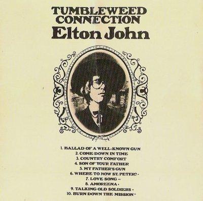 John, Elton / Tumbleweed Connection / MCA MCAD-37199   CD Booklet   1985
