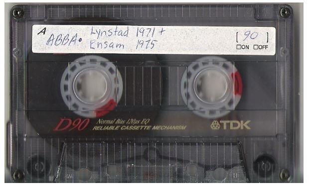 Abba (Anni-Frid Lyngstad) / Frida (1971) / Frida Ensam (1975) | Live + Rare Cassette