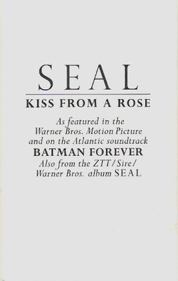 Seal / Kiss From a Rose / Sire 17896-4 | Cassette Single | 1995