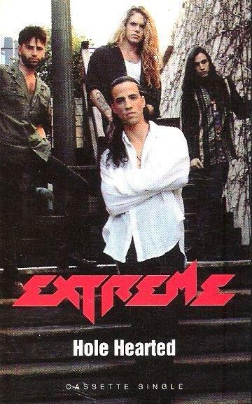 Extreme / Hole Hearted / A+M 75021 1564-4   Cassette Single   1990
