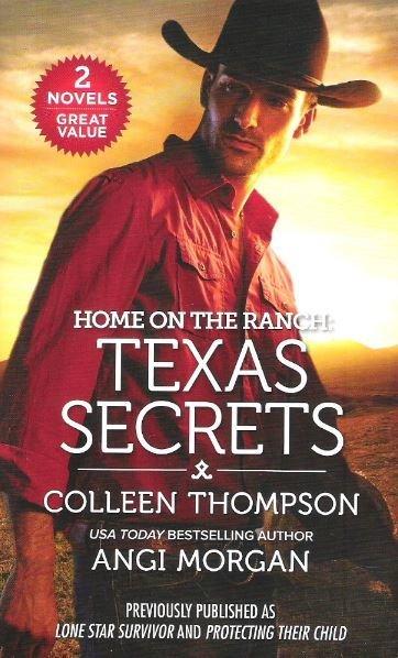Thompson, Colleen (+ Angi Morgan) / Texas Secrets | Harlequin | 2018 | Book