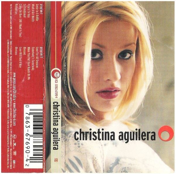 Aguilera, Christina / Christina Aguilera / RCA 07863 67690-4 | Cassette Insert | 1999