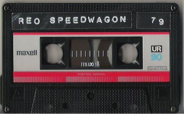REO Speedwagon / Lansing, MI | Live + Rare Cassette | May 6, 1980
