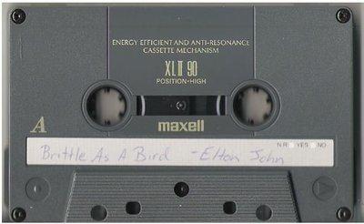 John, Elton / Brittle As a Bird - Various Rarities | Live + Rare Cassette