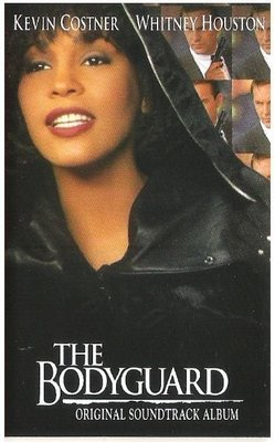 Houston, Whitney / The Bodyguard (Soundtrack) |Arista AC-8699 | Cassette | November 1992 | with Various Artists