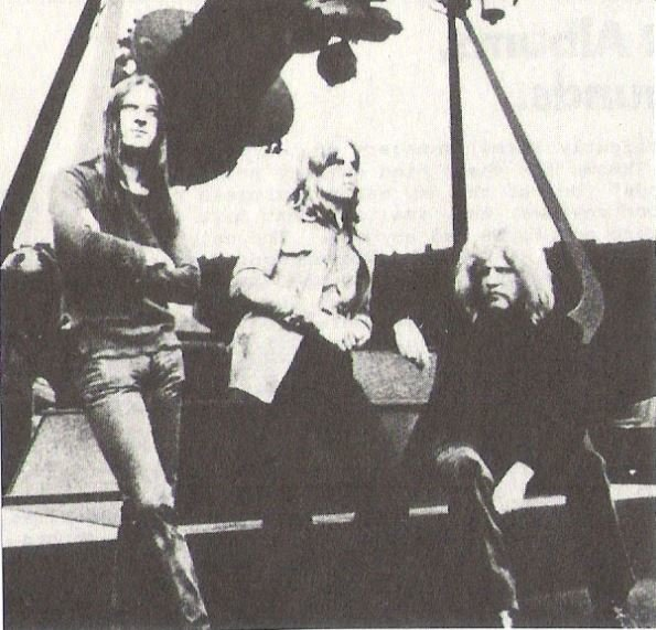 Tangerine Dream / At the Zeiss Planetarium - Berlin, Germany | Magazine Photo | 1972
