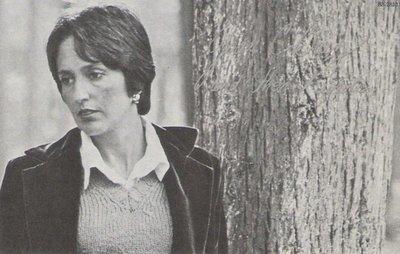 Baez, Joan / Standing Near Tree - 'And Then I Wrote' Era | Magazine Photo | 1980