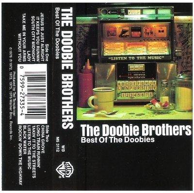 Doobie Brothers, The / Best of The Doobies | Warner Bros. M5-3112 | Cassette | October 1976
