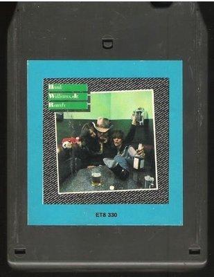 Williams, Hank (Jr.) / Rowdy | Elektra ET8-330 | Light Black Shell | 8-Track Tape | 1981