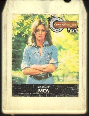 Newton-John, Olivia / If You Love Me, Let Me Know | MCA MCAT-411 | White Shell | 8-Track Tape | 1974