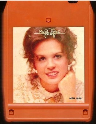 Osmond, Marie / Who's Sorry Now | MGM-Kolob M8H-4979 | Orange-Red Shell | 8-Track Tape | March 1975