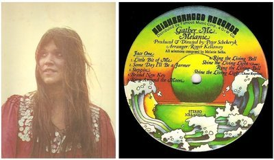 Melanie / Gather Me | Neighborhood NRS-47001 | Album (12