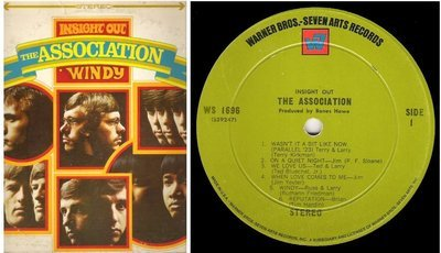 Association, The / Insight Out | Warner Bros. WS-1696 | Album (12
