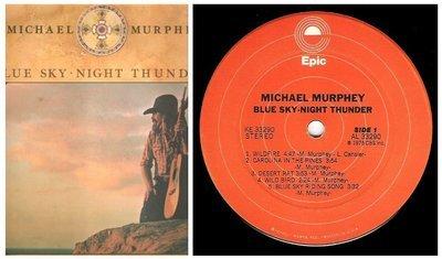 Murphey, Michael Martin / Blue Sky - Night Thunder | Epic KE-33290 | Album (12