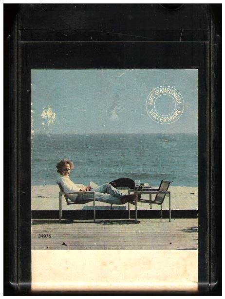 Garfunkel, Art / Watermark / Columbia JCA-34975 | Black Shell | 8-Track Tape | January 1978