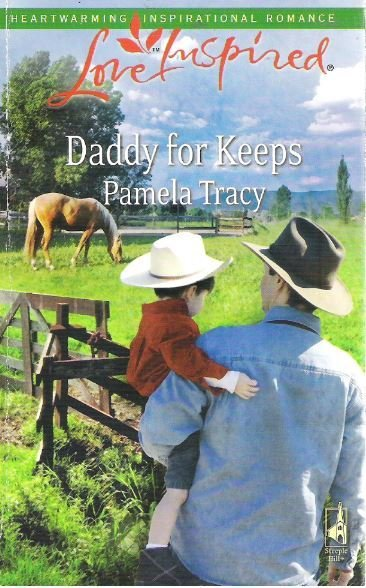 Tracy, Pamela / Daddy for Keeps | Steeple Hill | Book | January 2009
