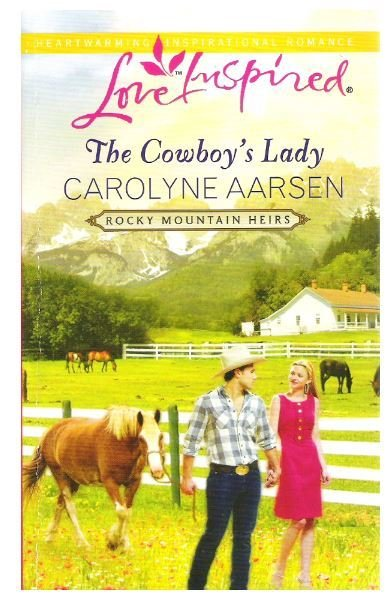Aarsen, Carolyne / The Cowboy's Lady | Harlequin | Book | October 2011