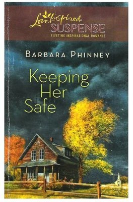 Phinney, Barbara / Keeping Her Safe | Steeple Hill | Book | June 2008