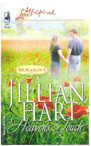 Hart, Jillian / Heaven's Touch | Steeple Hill | Book | September 2005