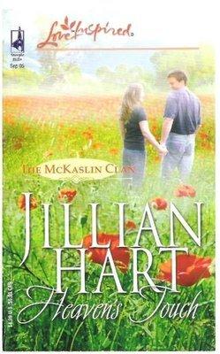 Hart, Jillian / Heaven's Touch | Steeple Hill | Book | September 2005