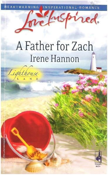 Hannon, Irene / A Father For Zach | Steeple Hill | Book | April 2010